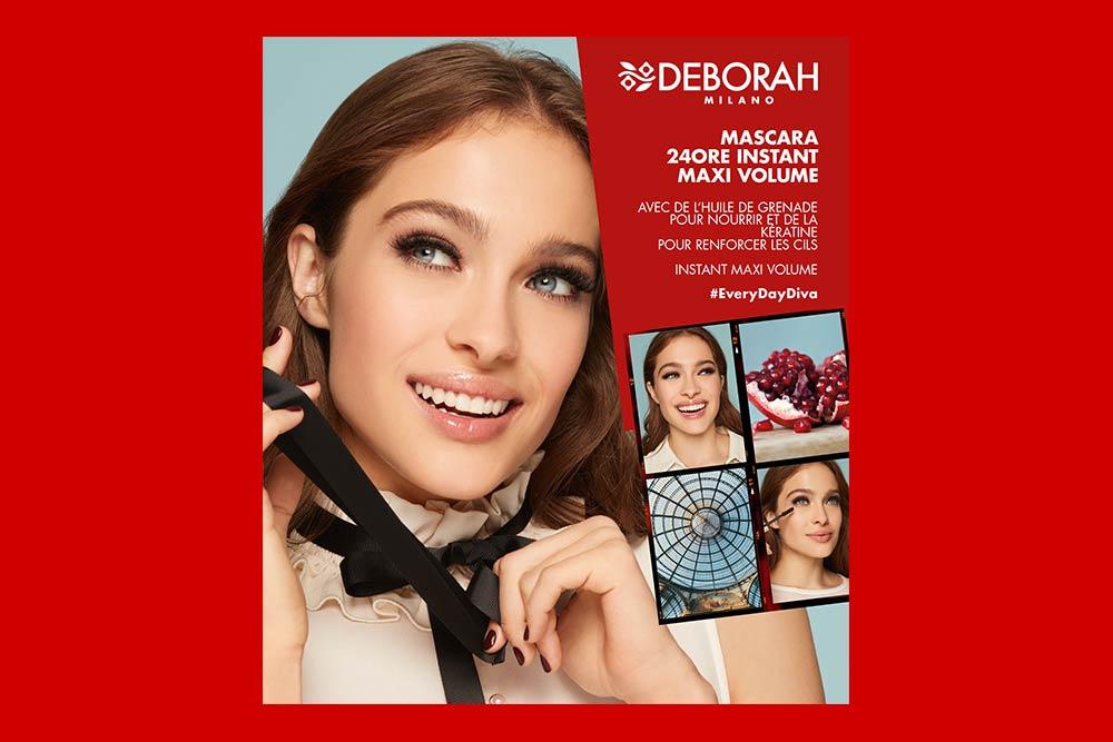 Deborah Milano: le mascara
