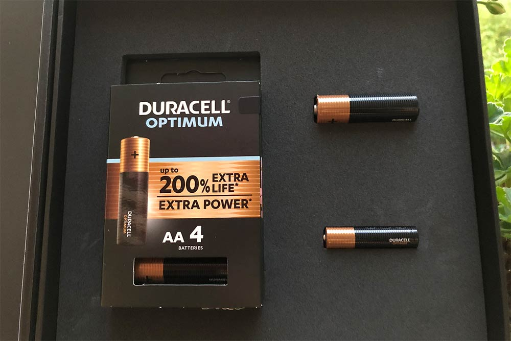 Piles Duracell Extra Power