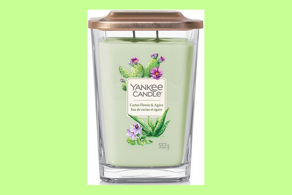Yankee Candle Elevation - Eau de cactus et agave