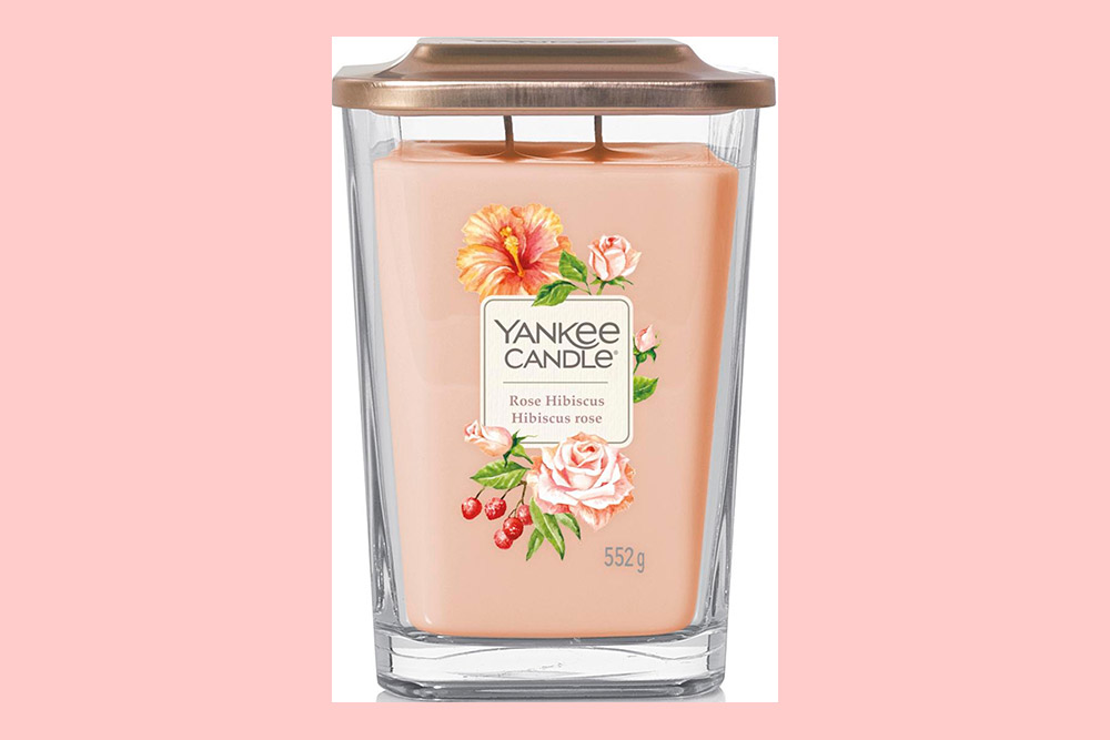 Yankee Candle Elevation - Hibiscus rose