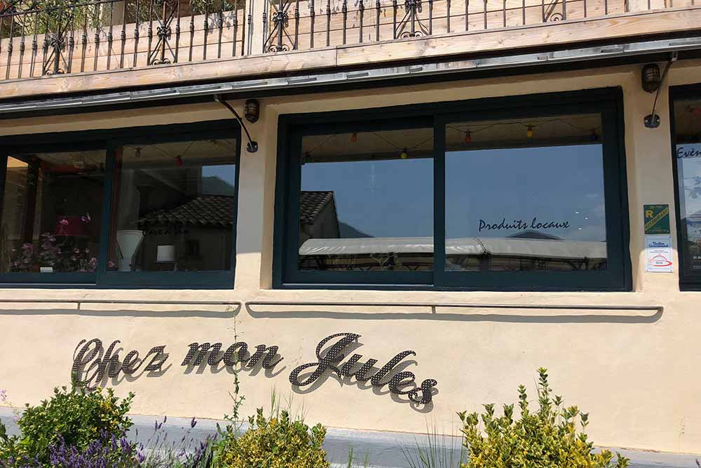 Restaurant Chez Mon Jules
