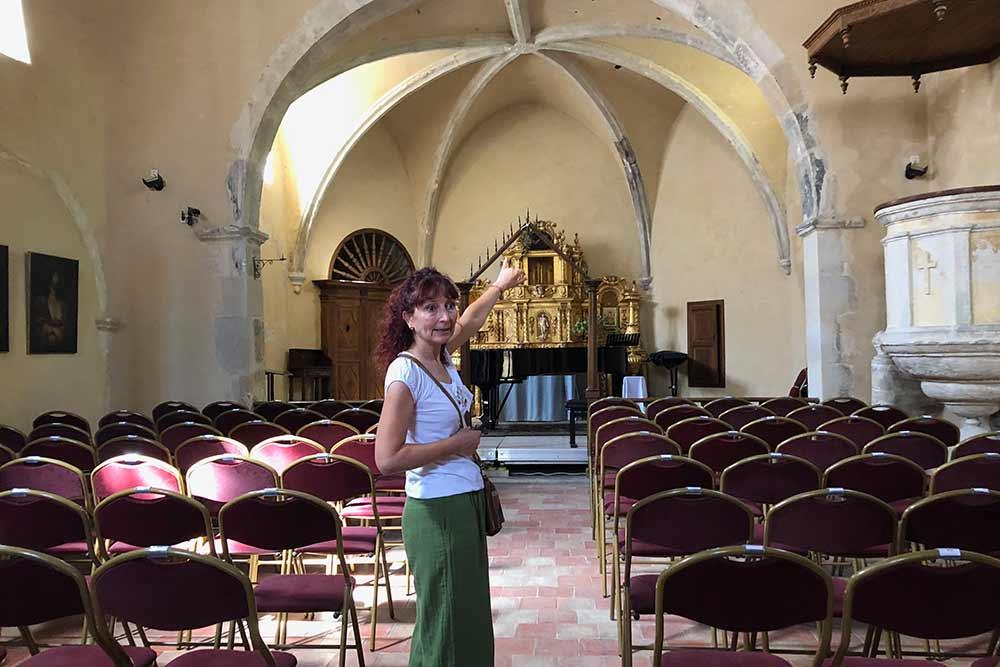 Dieulefit - L'Eglise Saint-Pierre