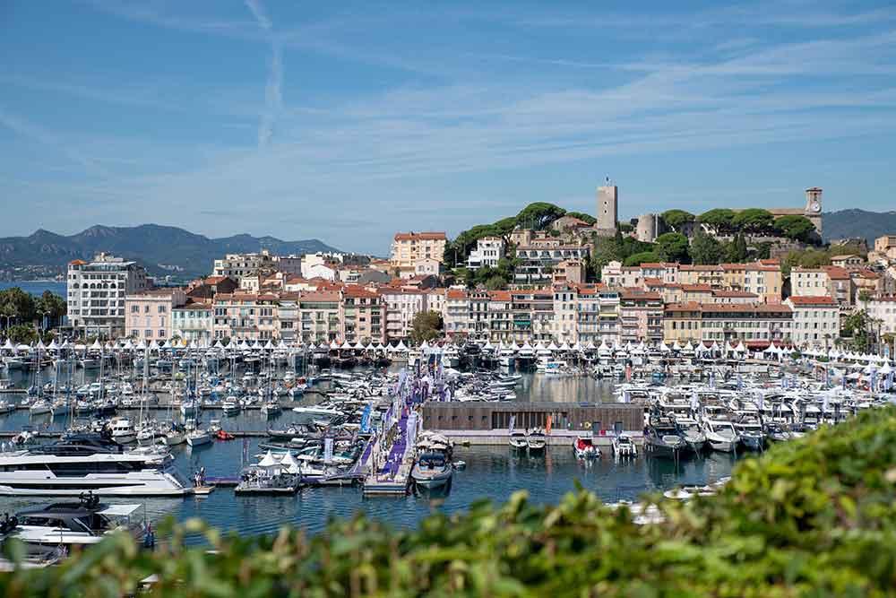 Le Vieux-Port de Cannes