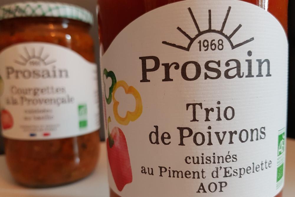 Prosain : deux nouvelles recettes de légumes cuisinés aux accents provençaux