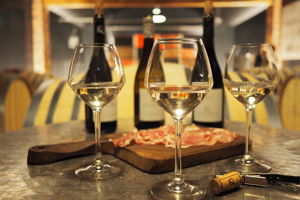 Des vins d'une qualité fabuleuse